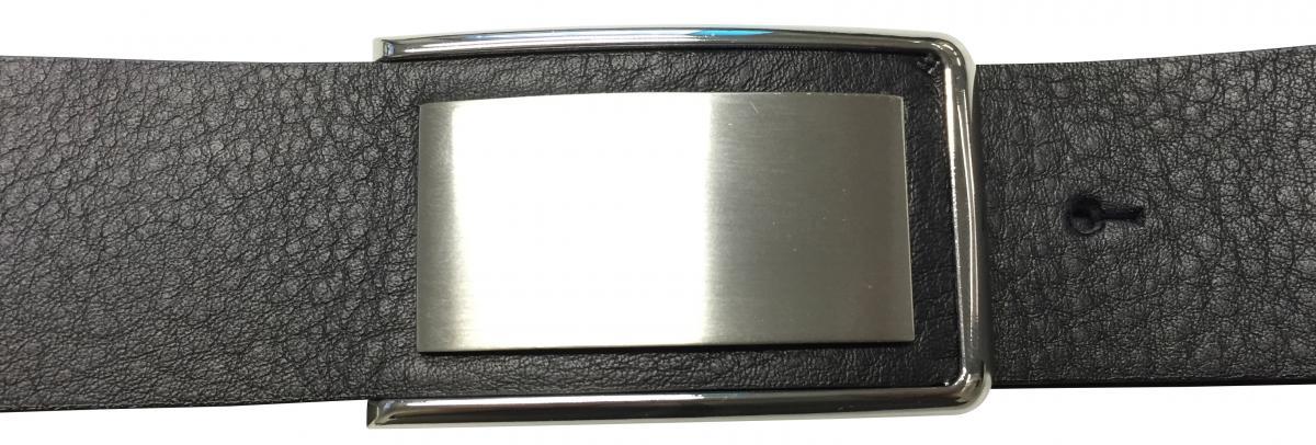 Gürtel aus Vollrindleder mit Ledereinlage 4,0 cm